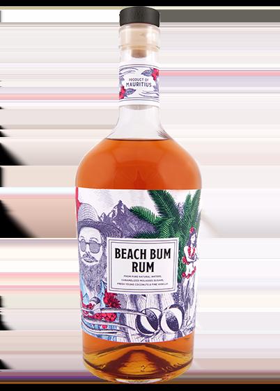 Beach Bum Rum Dark Rum